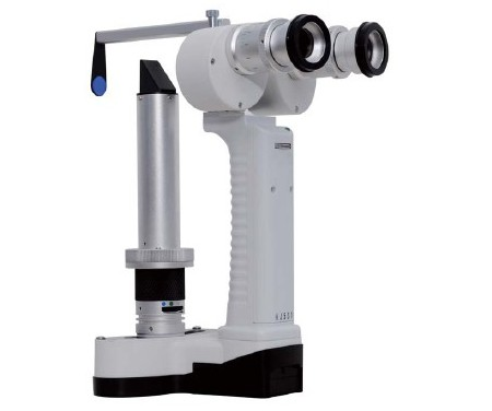 Hand-held Slit lamp