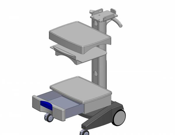 Surgical Trolley New Vision Meditec Co Ltd