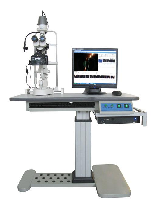 Digital slit lamp (SL-360-Image)