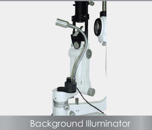 Background Illumination (for slit lamp)