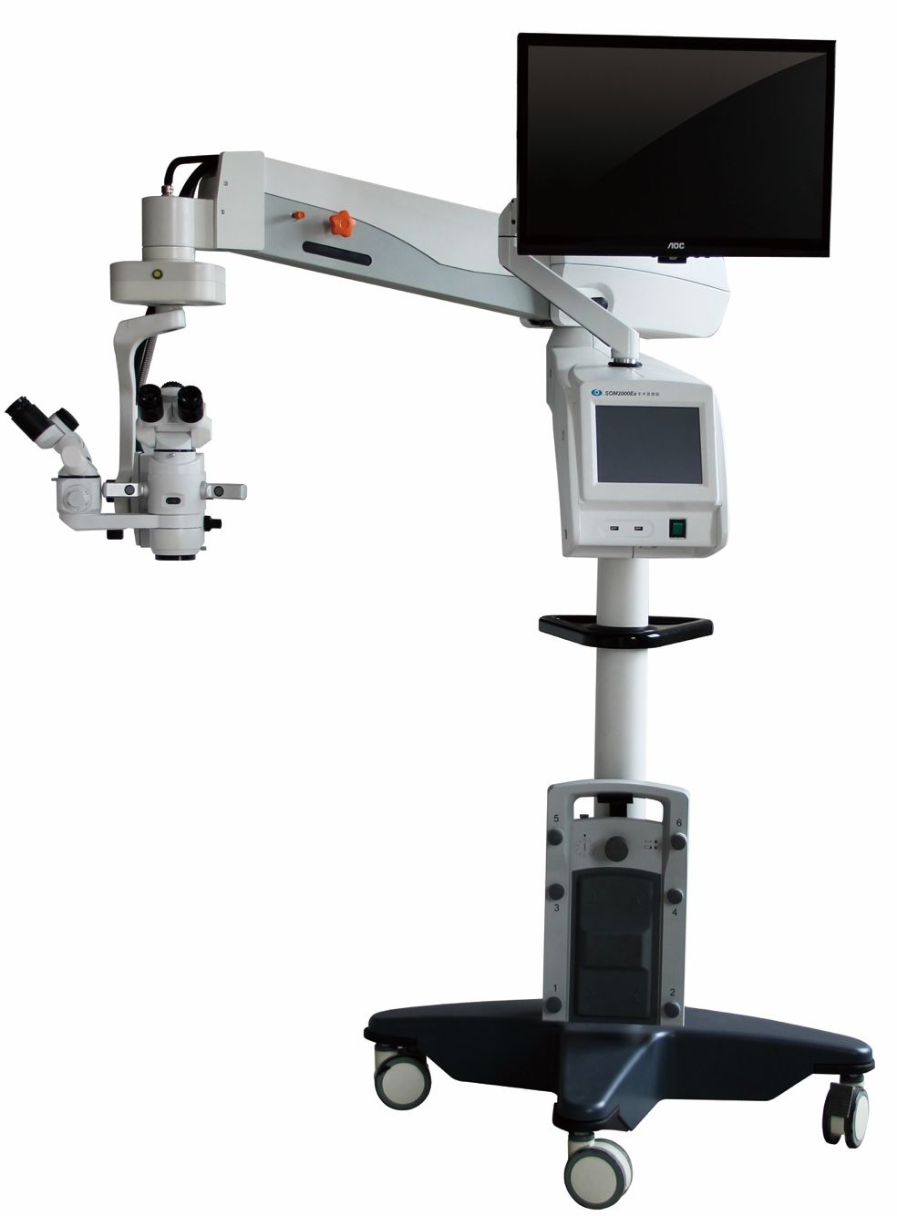 Digital Zoom Operation Microscope (SOM-2000Ex)