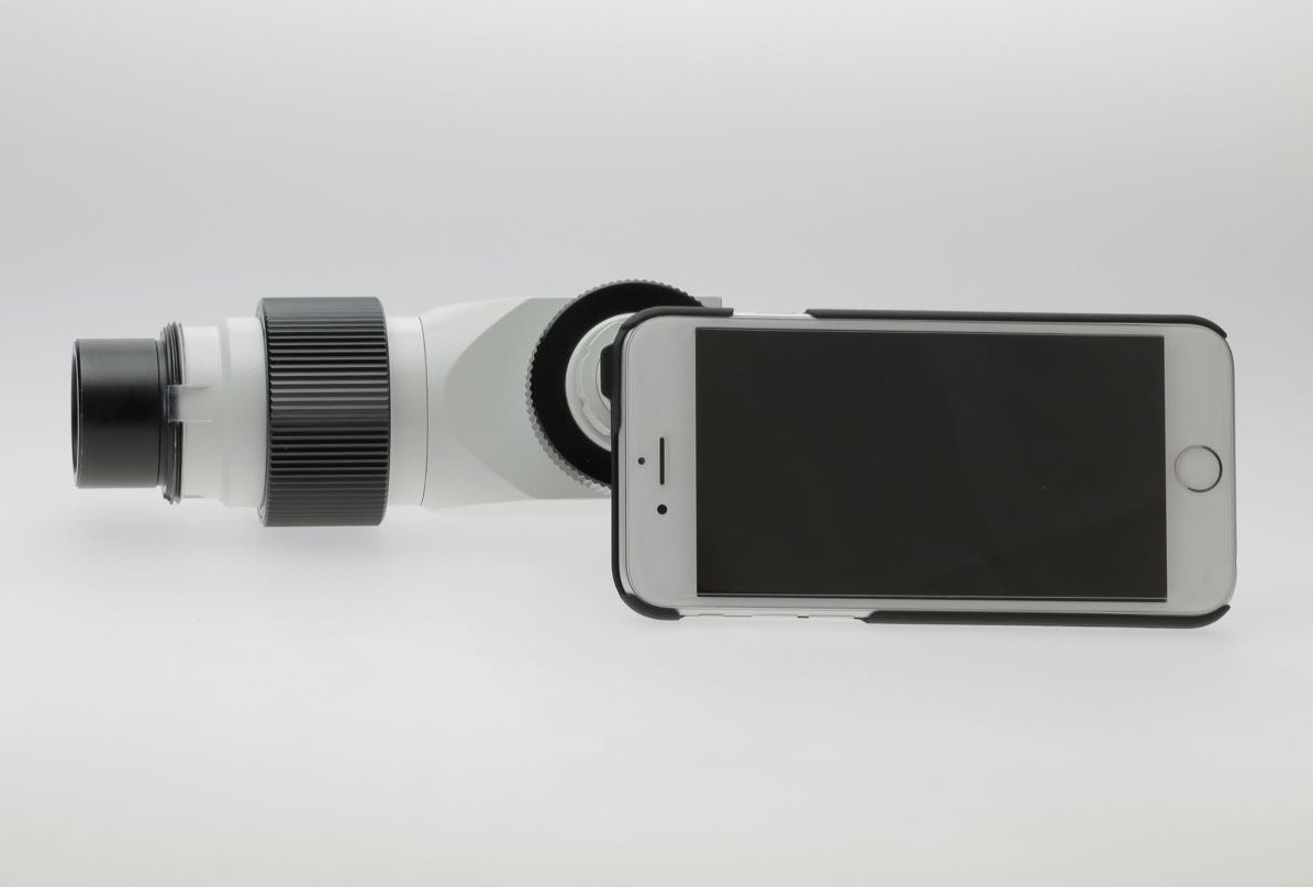 Smartphone Video Adapter (for surgery video recording)