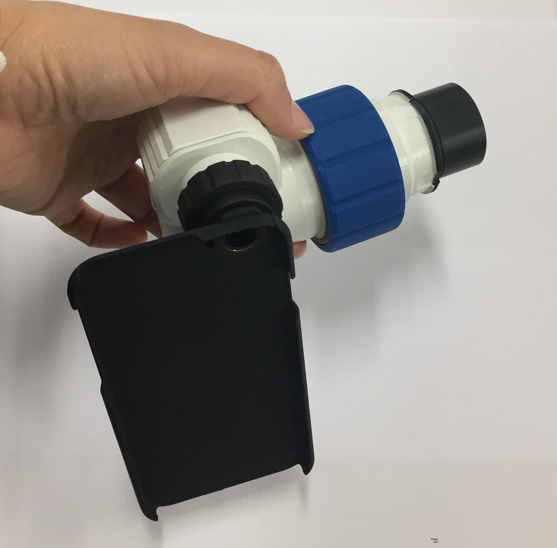 Smartphone Video Adapter (plus, for surgery video recording)